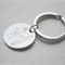 Engraved Stainless Steel Keyring - your child's artwork - great Fathers Day Gift