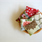 Lavender Sachets - Selection of Mixed Fabric Lavender Pillows - Select 3