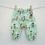 Size 00 Baby Harem Pants