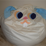 Rabbit Bean Bag