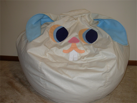 Rabbit Bean Bag