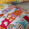 Nap time cushion cover - treasure hunt pillow - 'I Spy' rest time - tropical