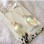 Luminous Drop Earrings