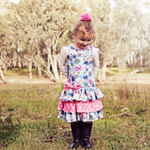 Twilight Skies Clara Dress
