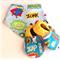 Superhero Baby Shoes & Bandanna Bib Gift Set