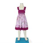 Girls dress. Party dress.  Fairy Dress.  Sundress.  Pink. Sizes 2-8