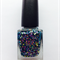 "Nail Polish ""Summer Sunrise"" Indie/Handmade Glitter  Vegan Friendly"