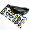 Padded Sunglasses Pouch in Groovy Glasses Fabric