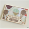 Happy Birthday Hot Air Balloon Card
