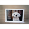 Dog Happy Birthday card & envelope