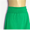 Ladies sizes 8 to 18 avail - Retro Green Stretch A Line Skirt, flower applique