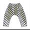 Mustache Harem Pants