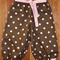 Girls harem pants set - Size 4