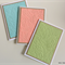 Set of 3 Embossed Floral Bird Cards