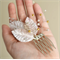 Velvet Leaf and Pearl Hair Comb Headpiece, Wedding Hair Comb, Bridal Hairpiece