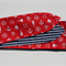 Nautical Reversible Headscarf