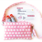 EpiPen / AnaPen Case for kids with a Shoulder Strap - Pink Elephant (Waterproof)