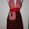 Retro Cherry Apron