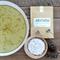 Skrubs™ Natural Foot Detox Tea Foot Soak Bath Spa Peppermint Lemongrass Teatox