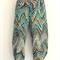 Sizes 0-4 Aqua Zig Zag Lounge Pants