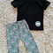 Boys Green & Grey 
