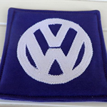 Coasters - VW - Set of 4