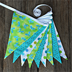 Butterfly Bunting 40% off