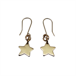 Little Star 9K Gold Earrings - Free Shipping!