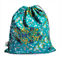 Small Waterproof Swim Bag for the Pool or Beach. Wet Bag. Nappy Bag. Floral.