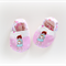 size 3-6 months baby shoes fireflies