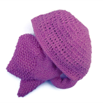 Beanie and scarf sets handmade woollen beanies and winter wool scarves