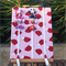Hairclip Holder Storage Board LADYBUG with free clips