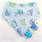 BANDANA DRIBBLE TEETHING BIB
