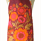 Metro Retro  Funky Flowers  Vintage Apron - Just stunning! Christmas Gift Idea