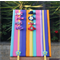 Hairclip Holder Storage Board RAINBOW with free clips