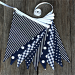 Navy Nate Bunting
