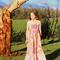 Spring Maxi Dress Size Custom Sizes Girls 8 to 16