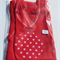 Singlet - Red Star Bright - Sz 2 **LAST ONE**