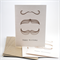 Happy Birthday Male Card Pack - 3 Moustaches - Set of 3 Cards - HC3_003