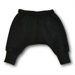 SIZE 0 Baby Black Fleece Harem Track Pants
