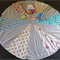 Baby/Childs Play Mat with Drawstring to gather up Toys