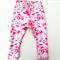Sz 00~ Silver & Hot Pink, Baby Pins