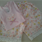 Shorts with matching singlet set.Size 3 to 6 months.