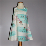 Wee Wander, Pinafore Dress, Sizes 1,2,3,4