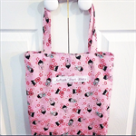 LIBRARY TOTE / CARRY BAG ~ PERSONALIZED WITH YOUR CHILD'S NAME ~