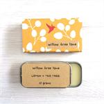 Lemon and Tea Tree Natural Lip Balm, FREE SHIPPING