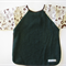 Dark Green/Jungle Print Feeding Smock
