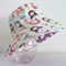 Girls gorgeous summer hat in Matryoshka fabric