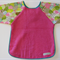 Hot Pink/Multi coloured sleeve Feeding Smock