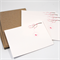 Notecard Pack - Cherry Blossom Branch - Set of 5 Notecards and Envelopes NOT008